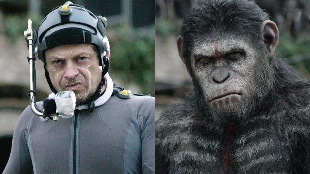 Andy Serkis - Dawn of the Planet of the Apes