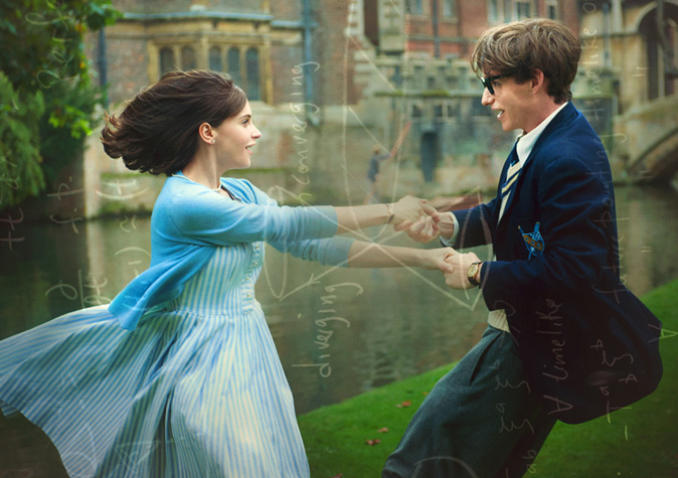 Eddie Redmayne - The theory of everything