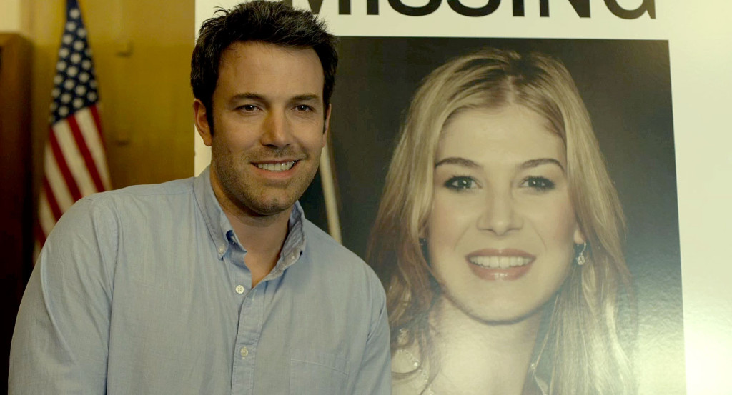 ben affleck - gone girl