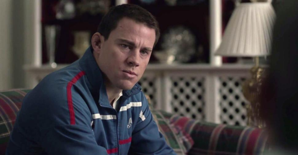 Channing tatum - foxcatcher