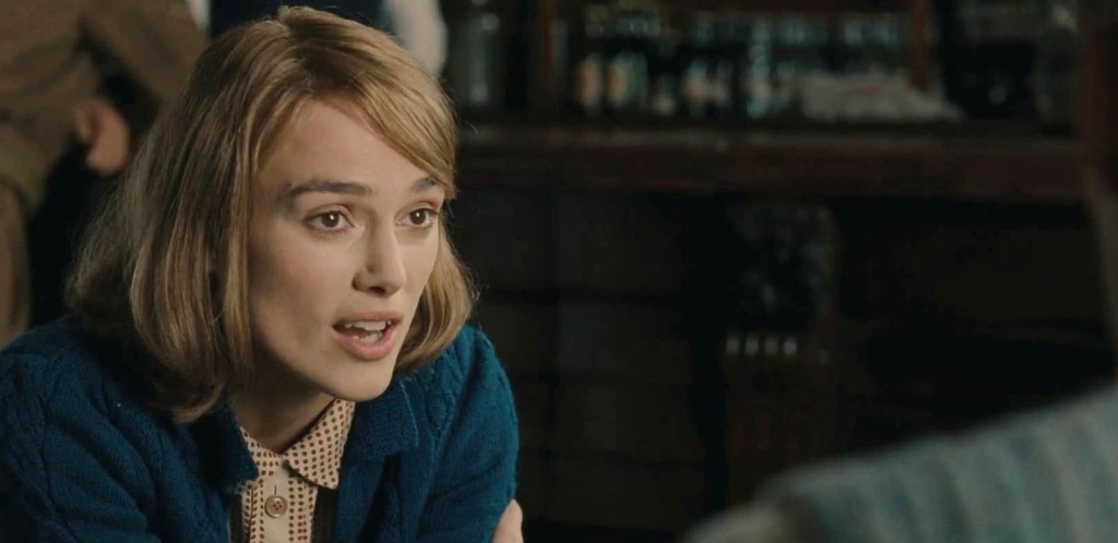 keira knightley - The imitation game