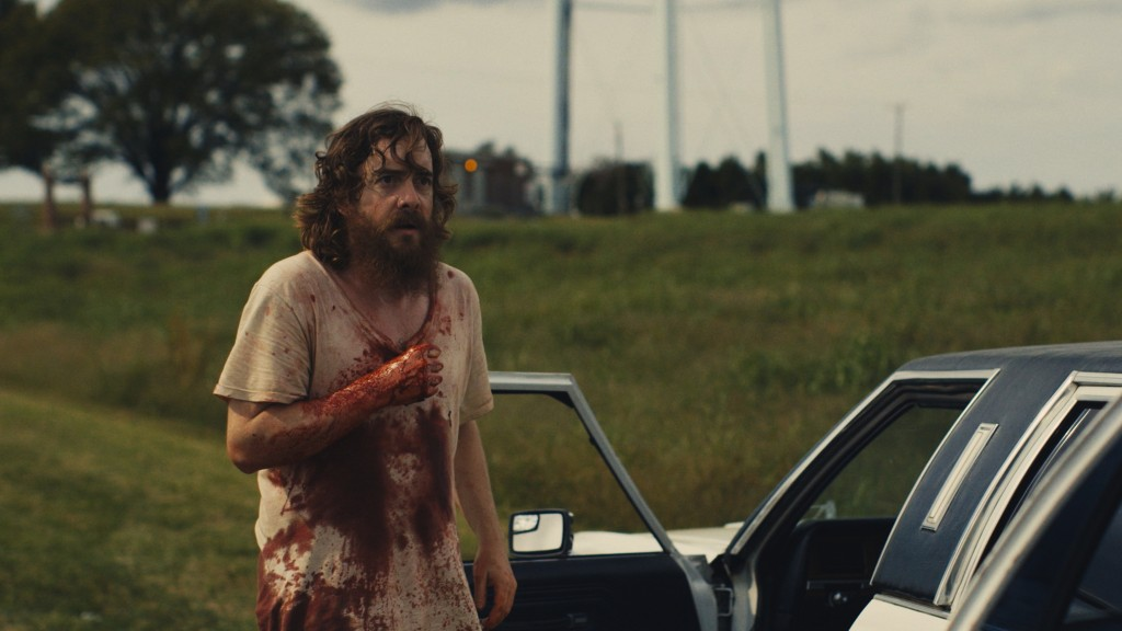 macon blair - Blue ruin