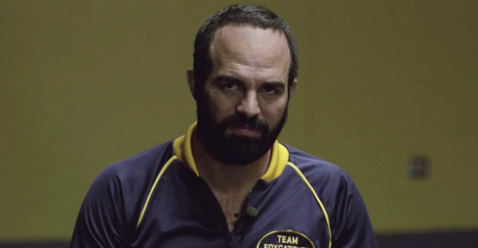 mark ruffalo - Foxcatcher